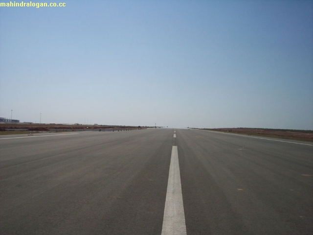 My Night Angel on Bangalore International Airport Runway 100_3810