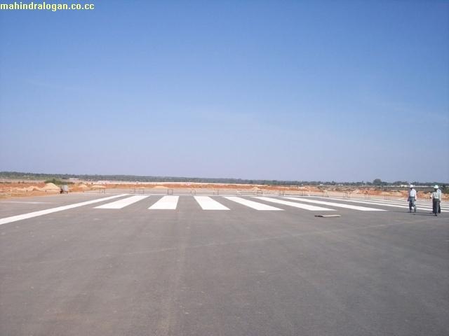 My Night Angel on Bangalore International Airport Runway 100_3811