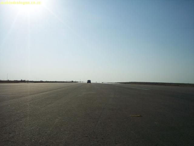 My Night Angel on Bangalore International Airport Runway 100_4013