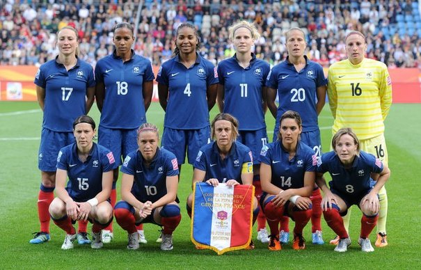 Equipe de France Féminine  Edf-fe10