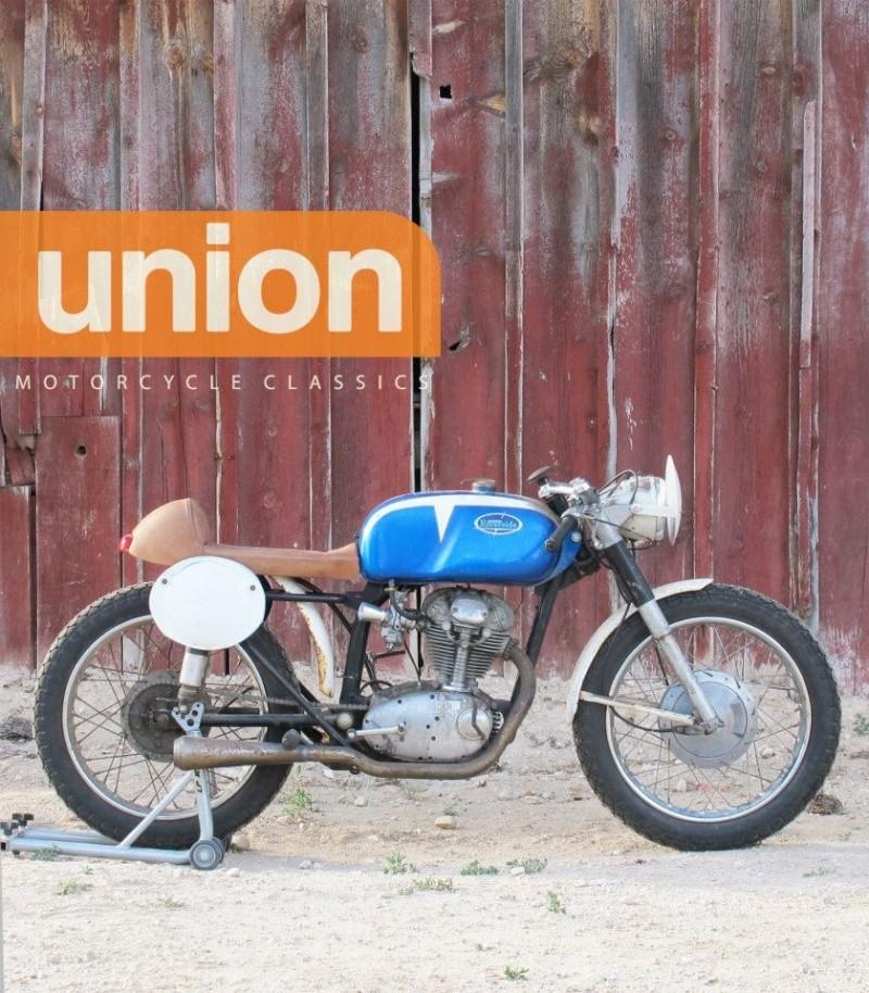 DUCATI MONO UNION MOTORCYCLE 16851310