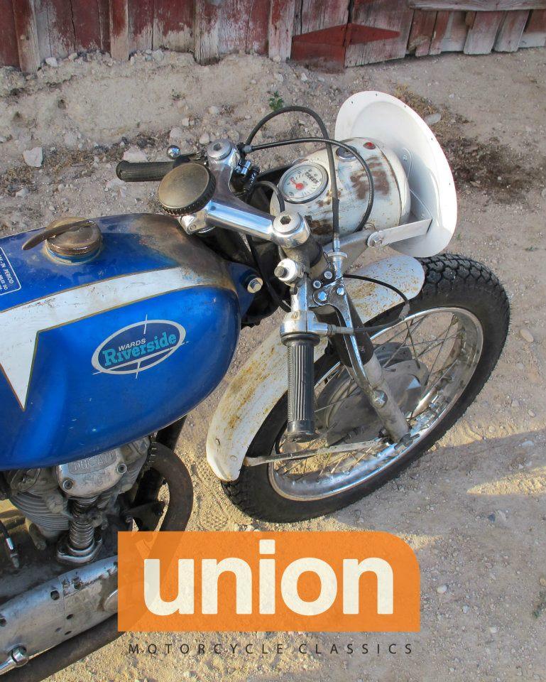 DUCATI MONO UNION MOTORCYCLE 19828310