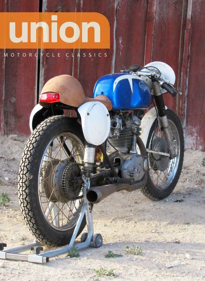 DUCATI MONO UNION MOTORCYCLE 40338110