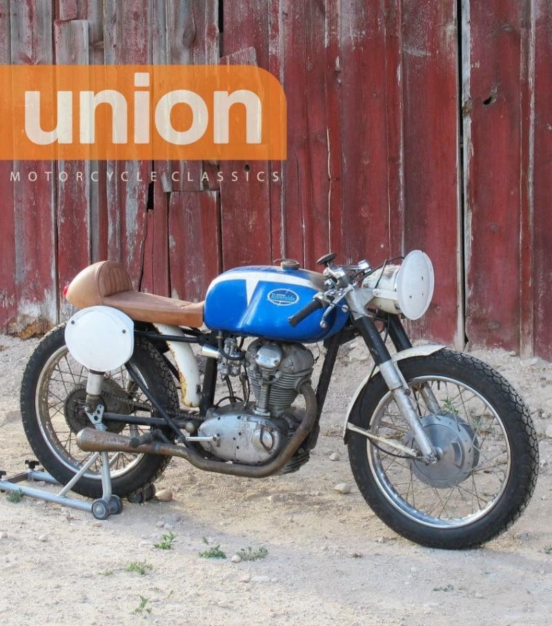 DUCATI MONO UNION MOTORCYCLE 40339610