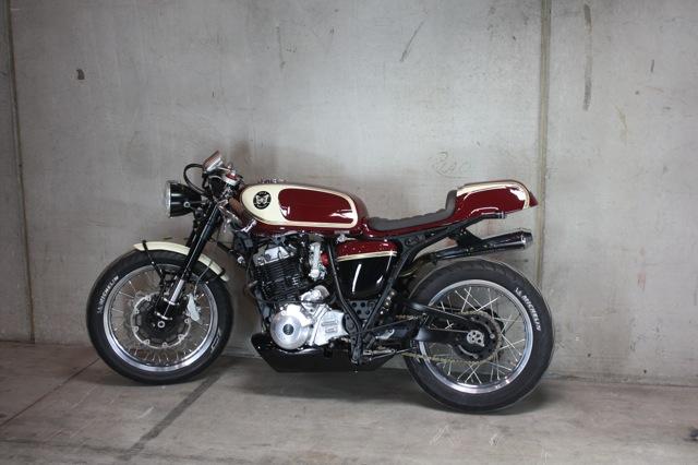 Yamaha XTZ 600xtz12