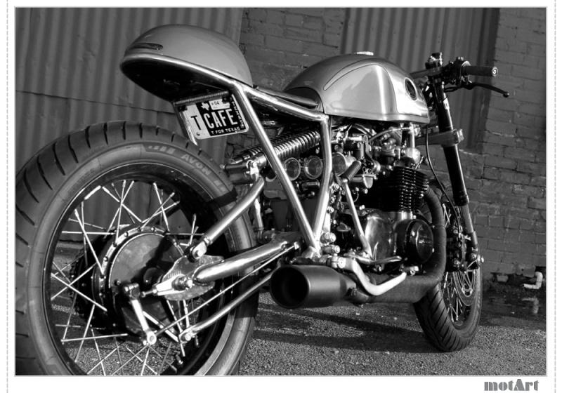 550 CB HONDA Honda-15