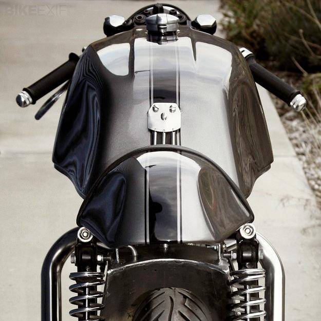 Triumph Raccia Motorcycles Triump73