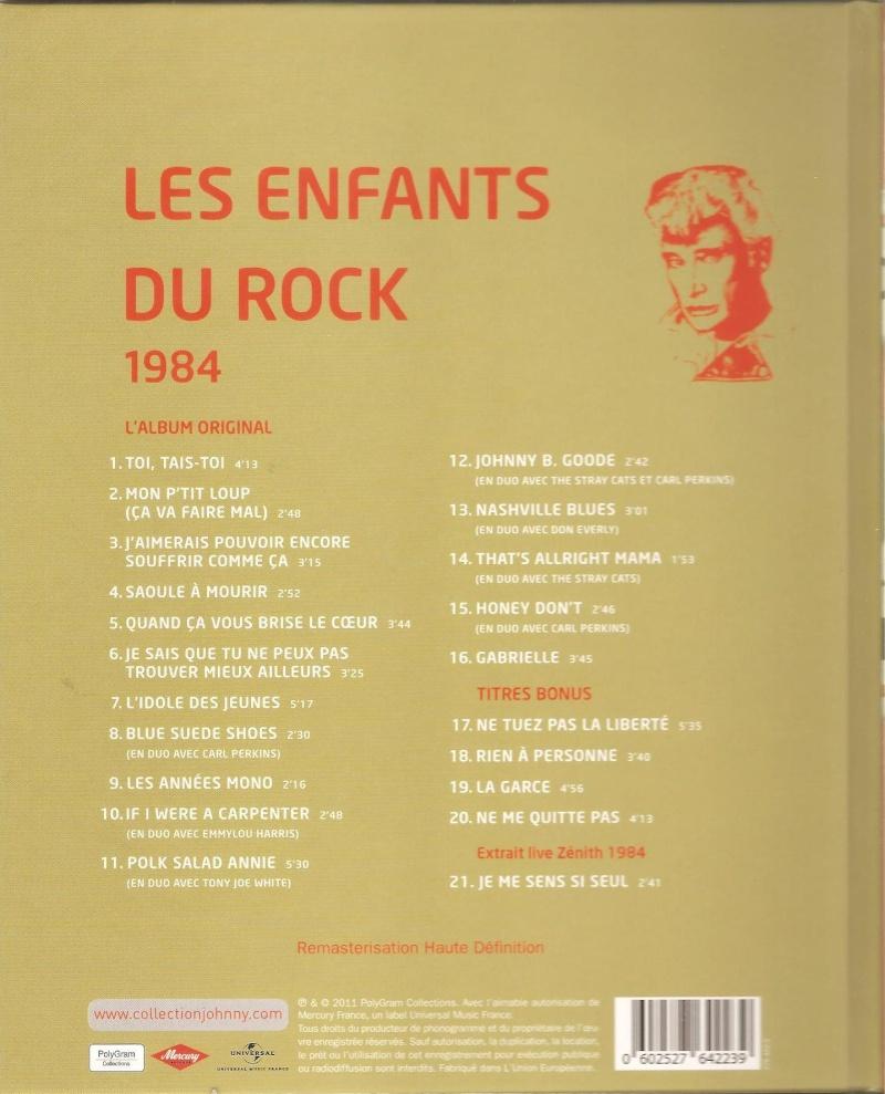 Le N° 18 1984 Les enfants du rocks  00410