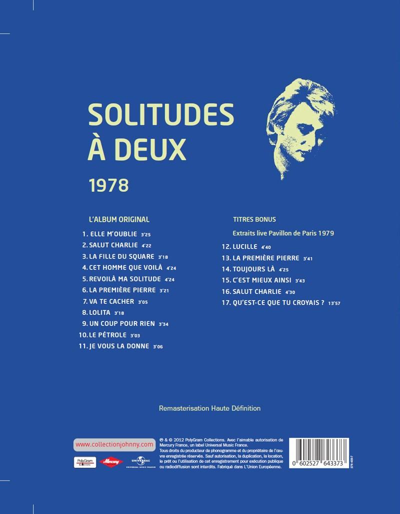 N° 28 1978 Solitudes à deux Jhcol104