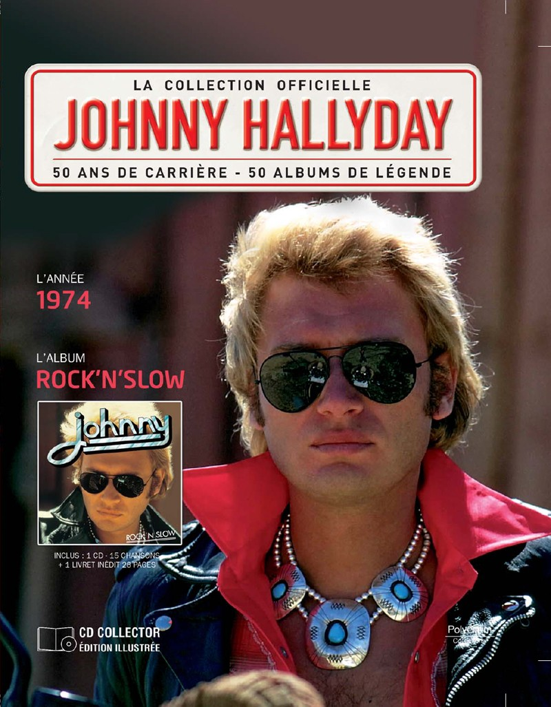 N° 29 1974 Rock 'n' slow Jhcol109