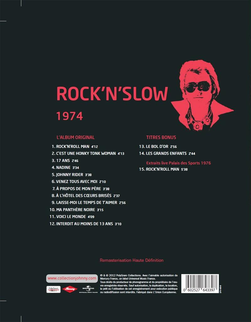 N° 29 1974 Rock 'n' slow Jhcol110