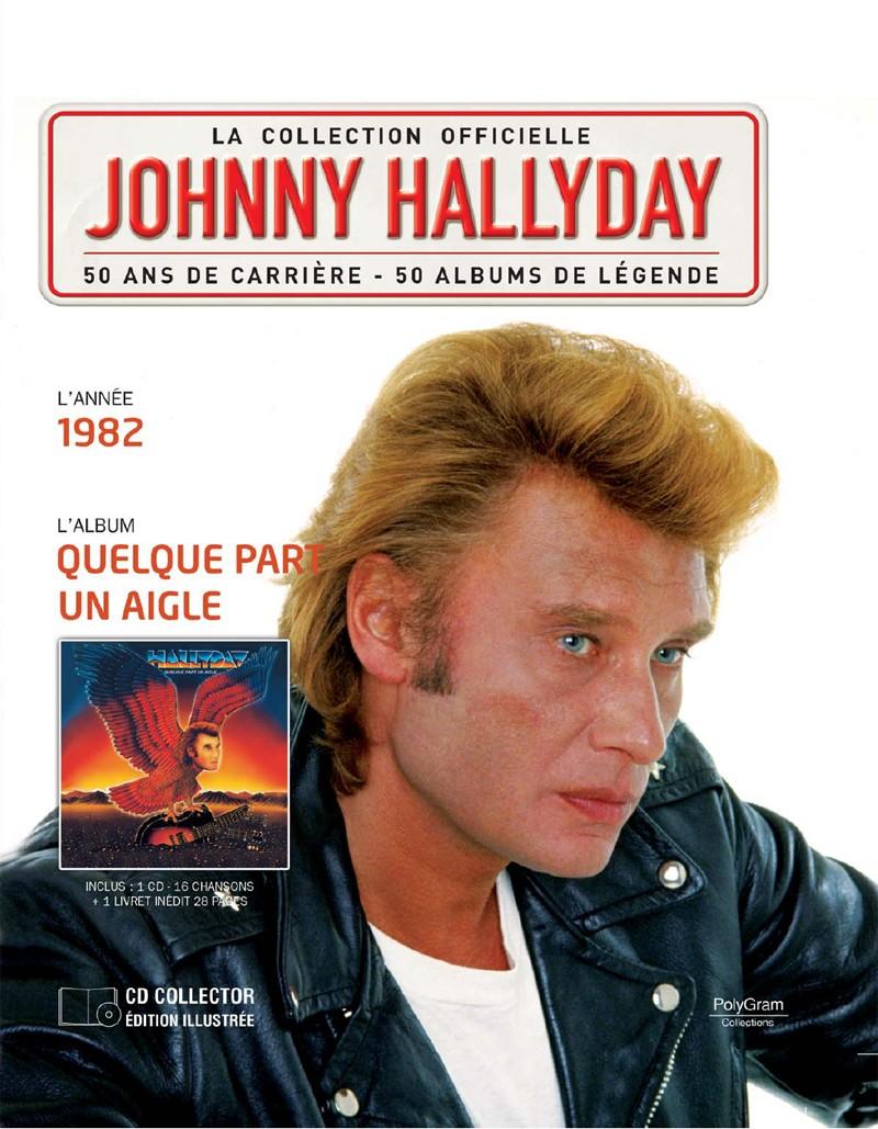 N° 30 1982 Quelque part un aigle Jhcol115