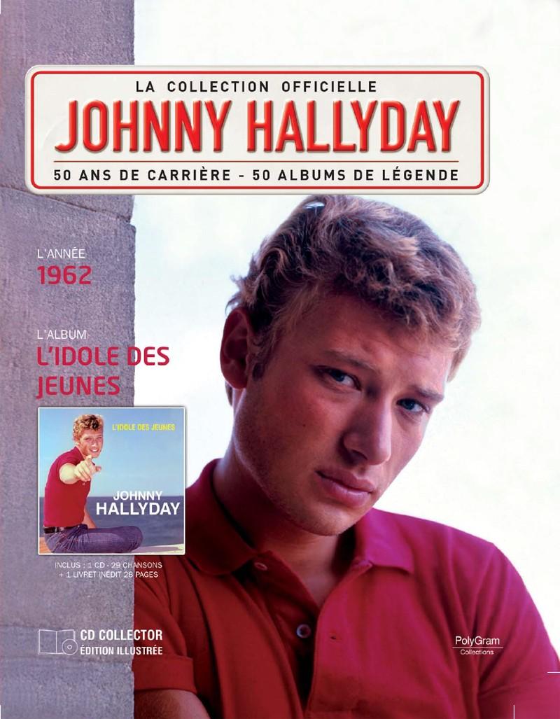 N° 31 1962 L'idole des jeunes Jhcol121