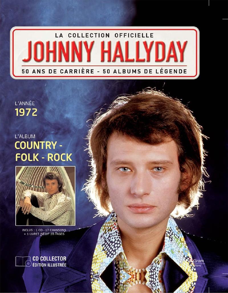 N° 32 1972 Country Folk Rock Jhcol127