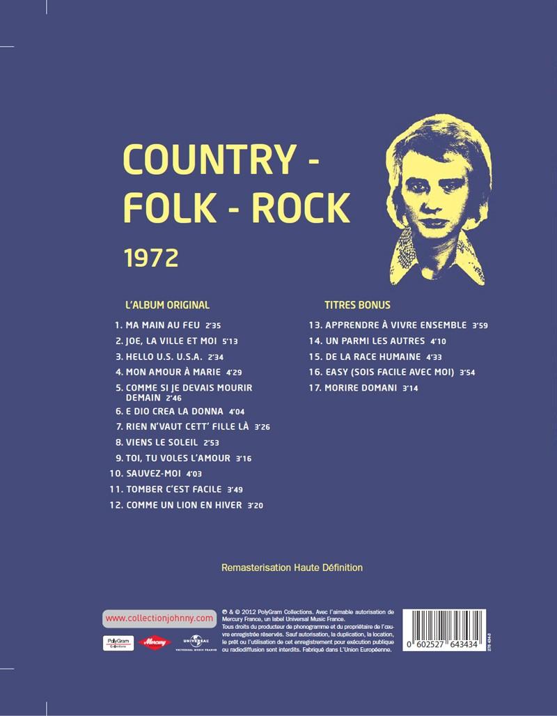 N° 32 1972 Country Folk Rock Jhcol128