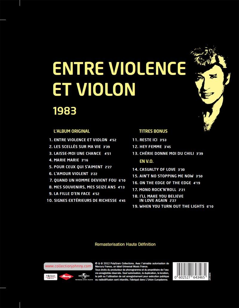 N° 33 1983 Entre violence et violon  Jhcol134