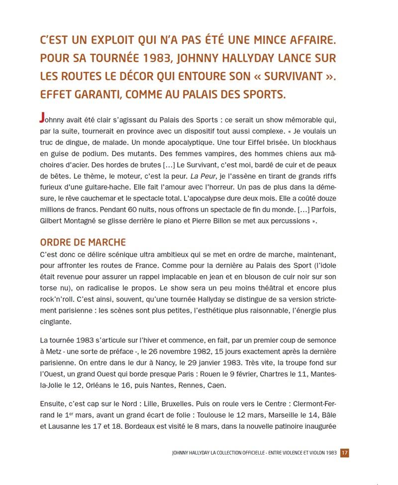 N° 33 1983 Entre violence et violon  Jhcol136