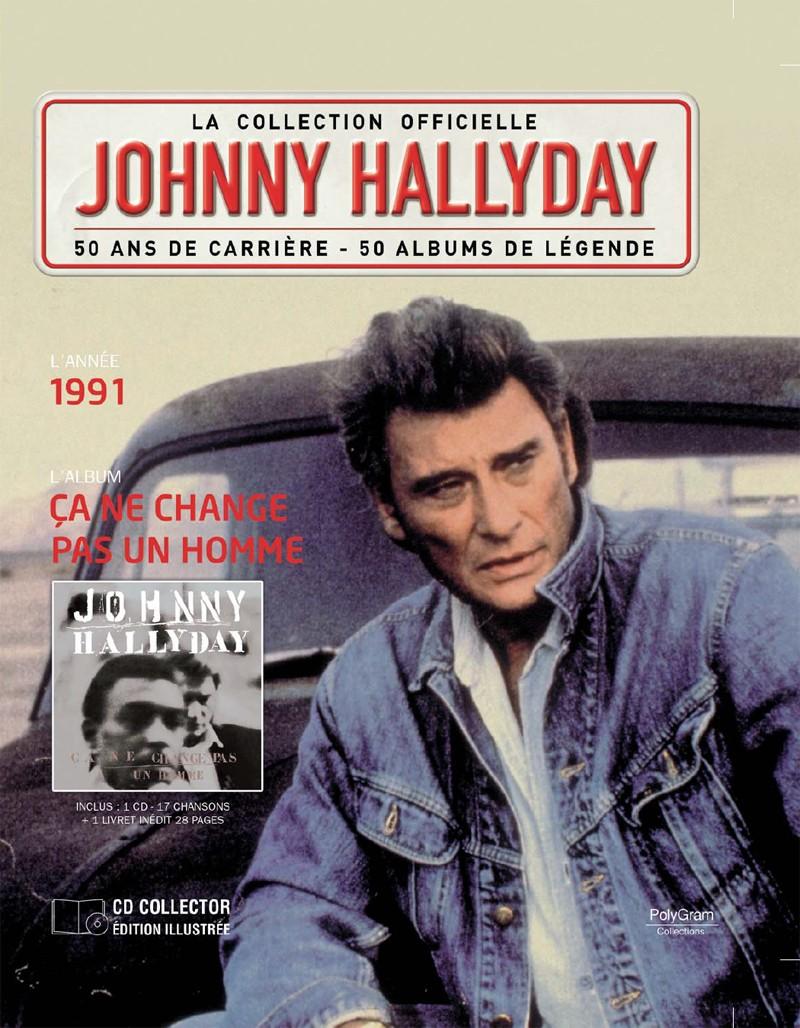 Le N° 11 1991 Ca ne change pas un homme Jhcoll12