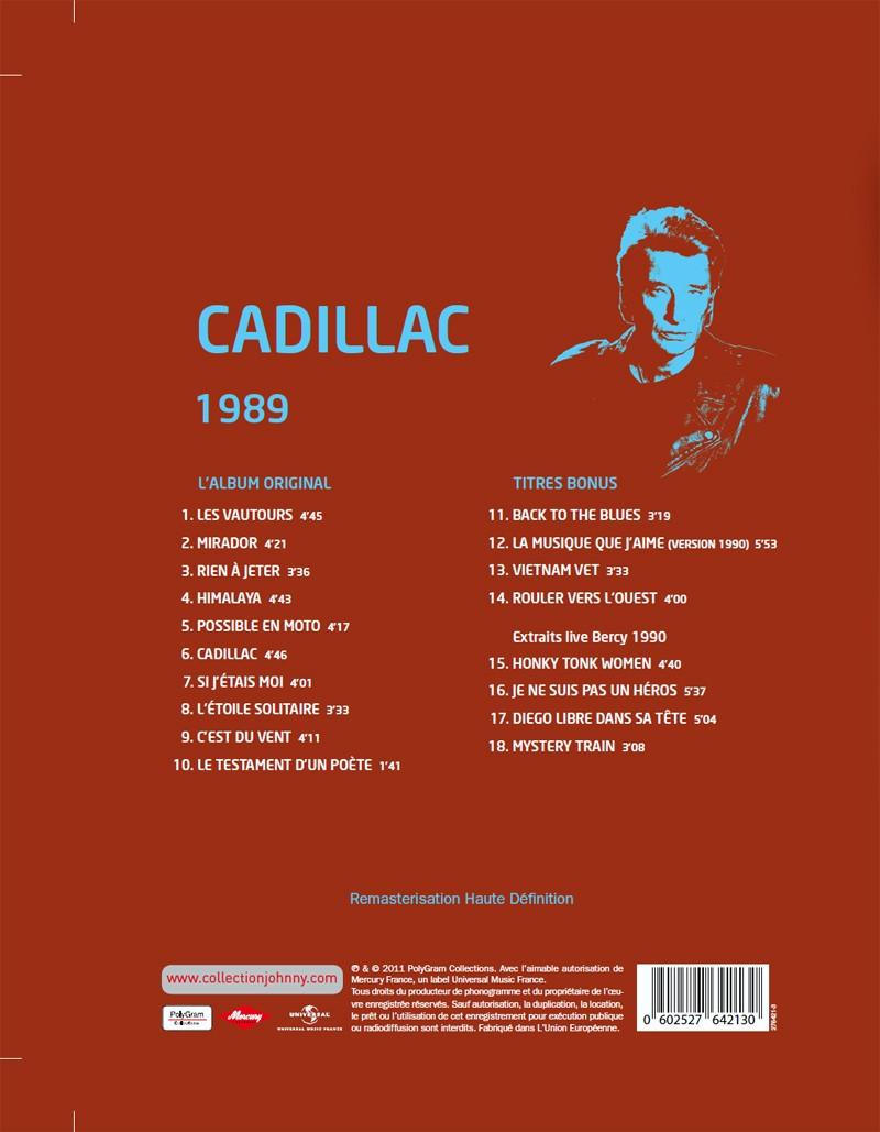Le numéro 13 1989 Cadillac  Jhcoll29