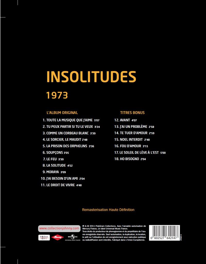 Le Nr 14: 1973 Insolitudes Jhcoll35