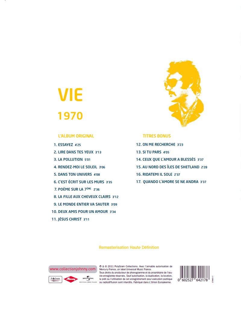 Le N° 16 1970 Vie Jhcoll47