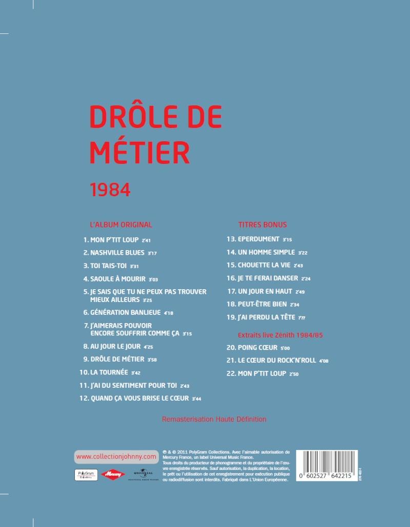 Le N° 17 1984 Drole métier Jhcoll53