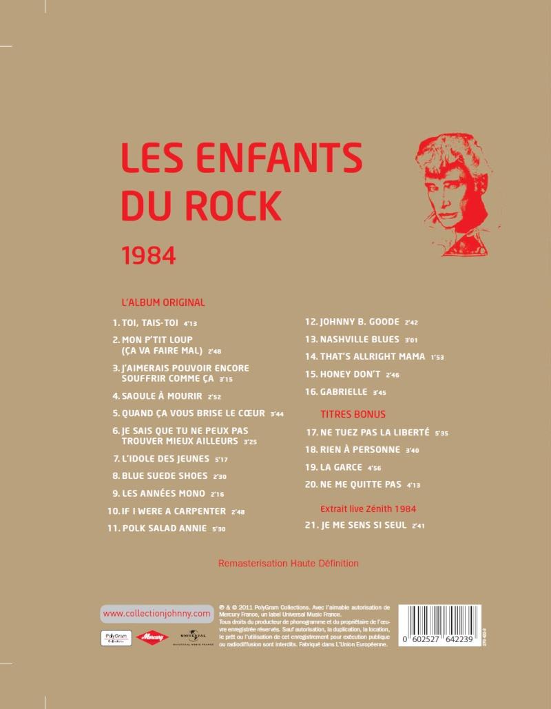 Le N° 18 1984 Les enfants du rocks  Jhcoll59