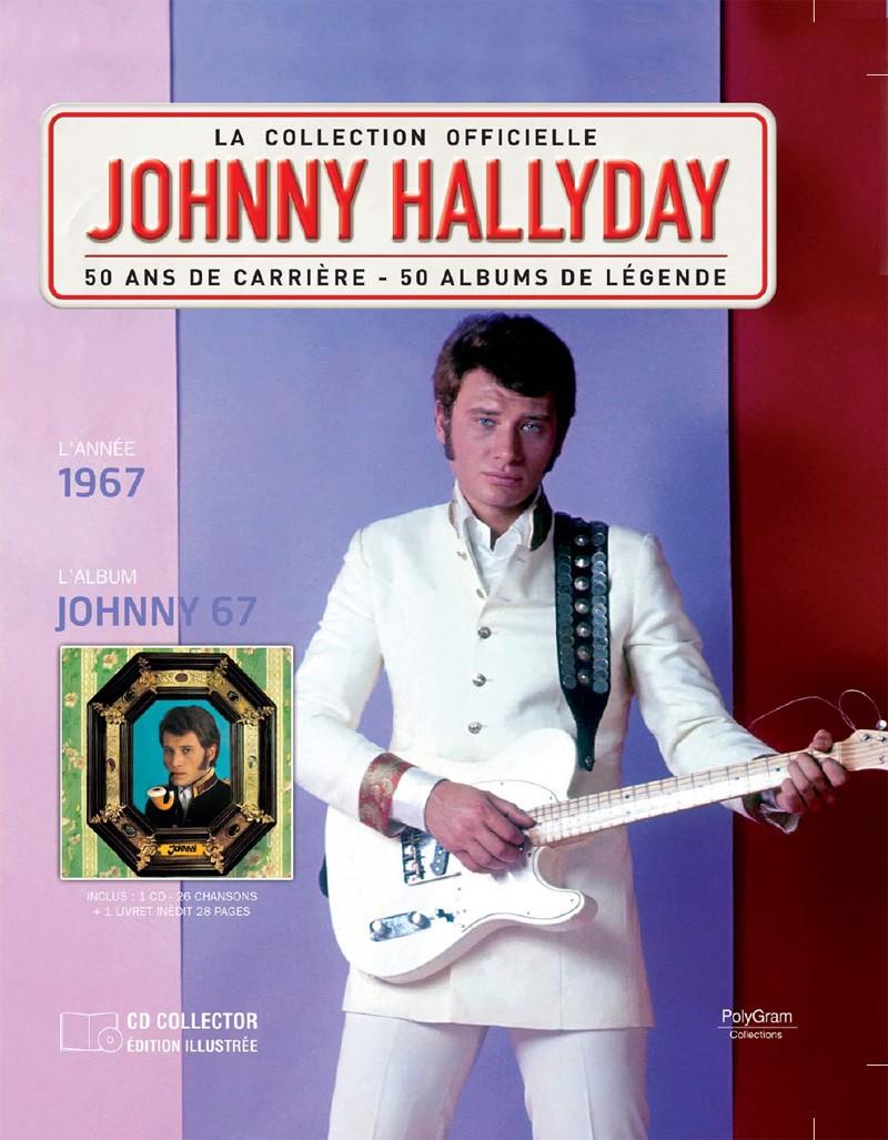 Le numero 23 1967 Johnny 67 Jhcoll85