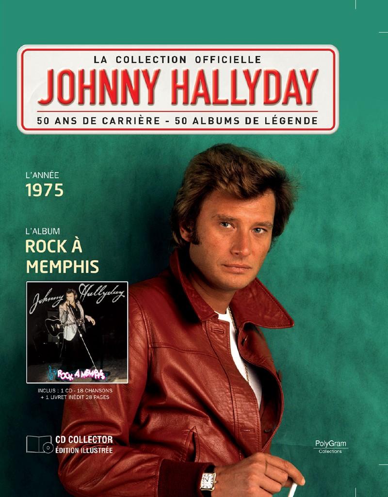 Le numéro 25 1975 Rock à Memphis Jhcoll97
