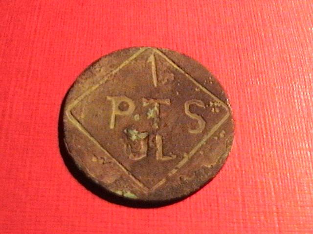 SIN IDENTIFICAR - 1 PTS / J L Dvc00636