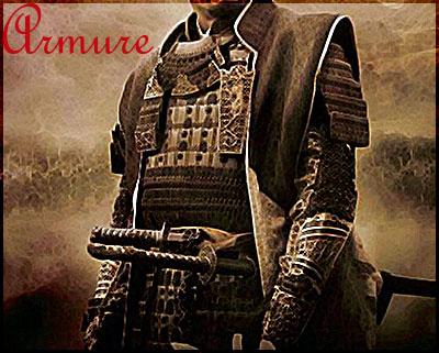 Jin le vagabond Armure10