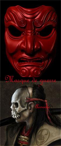 Jin le vagabond Masque10