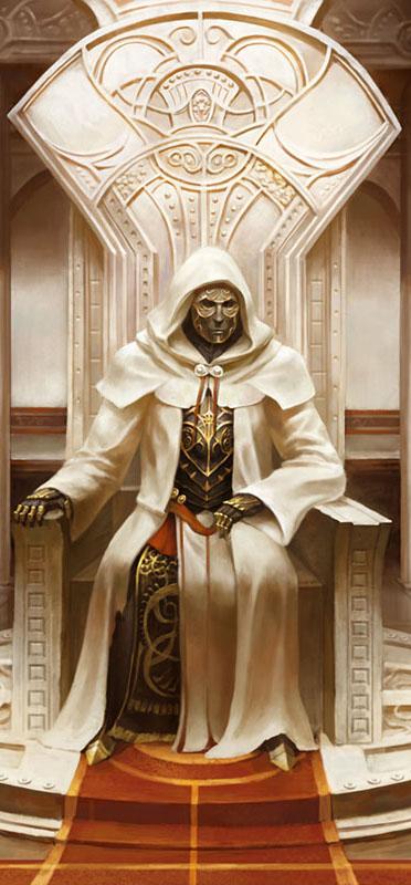 Le gardien du culte Tenue10