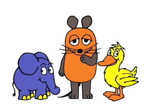 Les petites souris dans la littérature enfantine Sendun10
