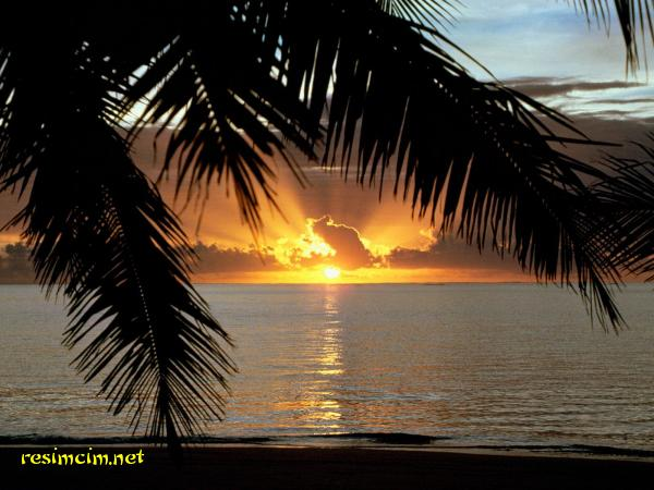 GOZEL ADA SHEKILLERI... Sunset10