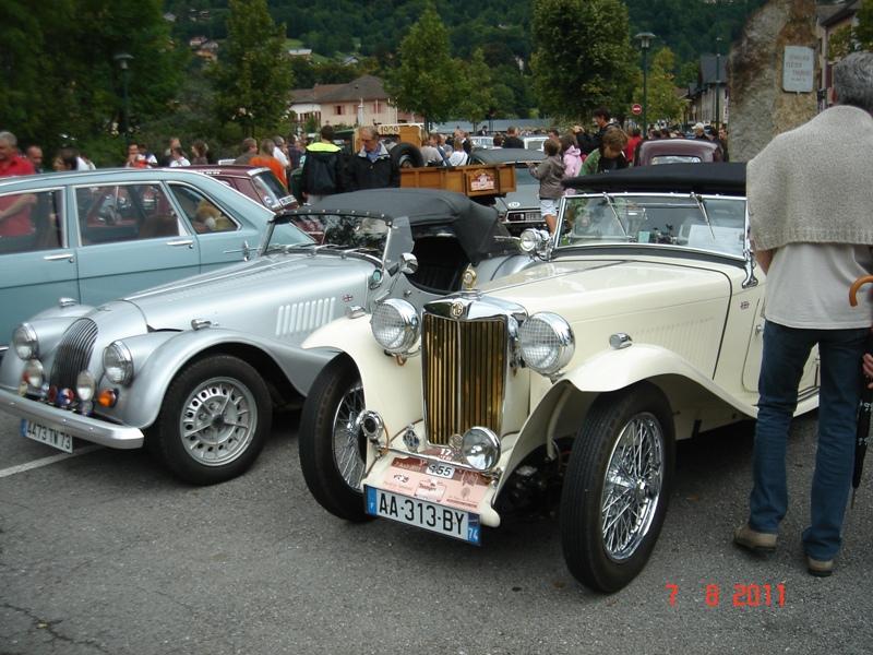 17ème Jacquemarde à Taninges - Haute-Savoie - Dimanche 7 Août 2011 Dsc04712