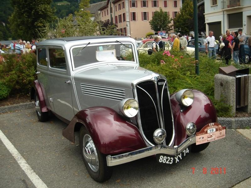 17ème Jacquemarde à Taninges - Haute-Savoie - Dimanche 7 Août 2011 Dsc04715