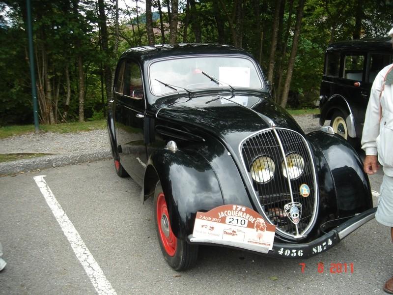 17ème Jacquemarde à Taninges - Haute-Savoie - Dimanche 7 Août 2011 Dsc04717