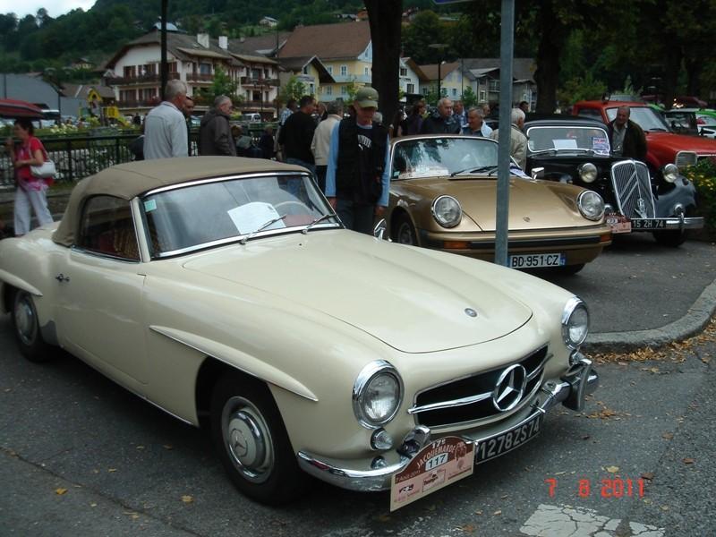 17ème Jacquemarde à Taninges - Haute-Savoie - Dimanche 7 Août 2011 Dsc04718