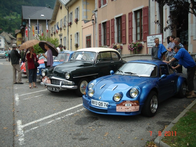17ème Jacquemarde à Taninges - Haute-Savoie - Dimanche 7 Août 2011 Dsc04732