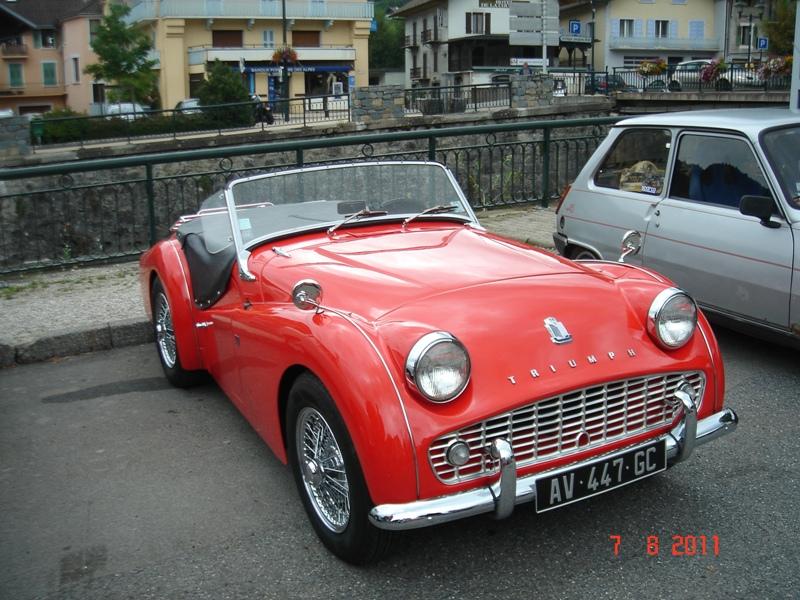 17ème Jacquemarde à Taninges - Haute-Savoie - Dimanche 7 Août 2011 Dsc04743