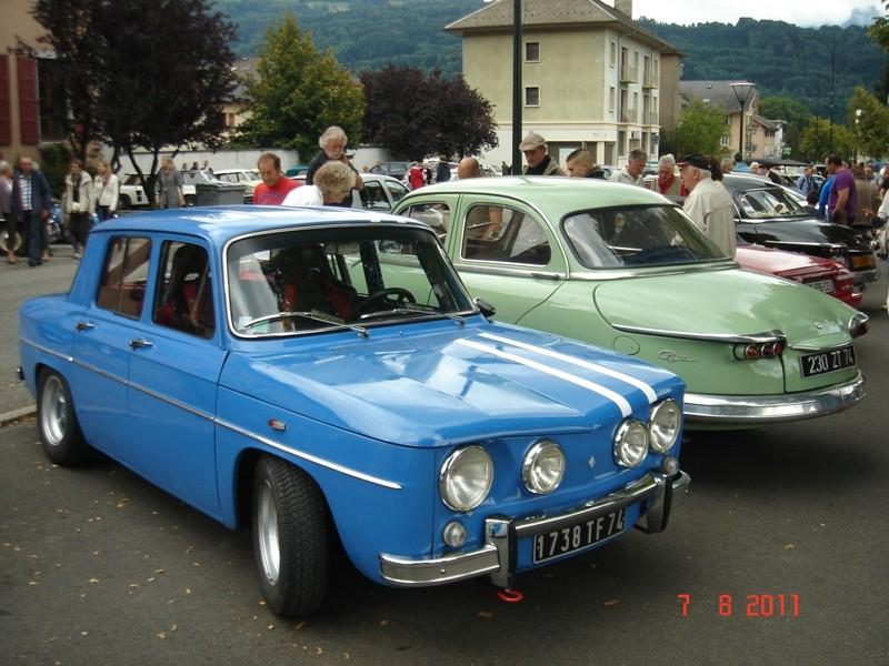 17ème Jacquemarde à Taninges - Haute-Savoie - Dimanche 7 Août 2011 Dsc04748