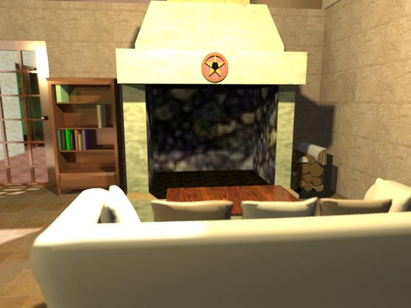 Décors 3D réalistes avec Sweet Home 3D et les autres Biblio10