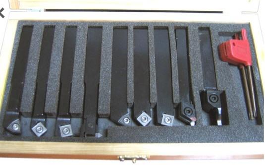 outillage pour tour à métaux Captur13