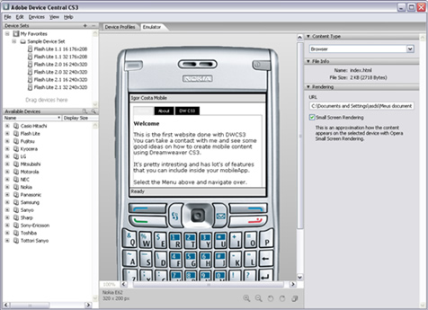 Manual de Usuario  Dreamweaver CS3 Previe10