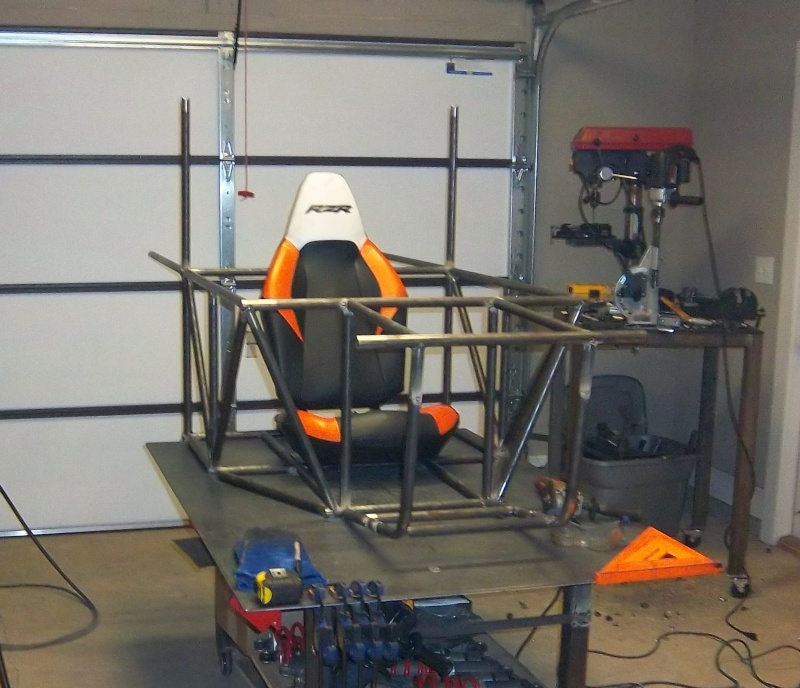 My one seater build 100_0212