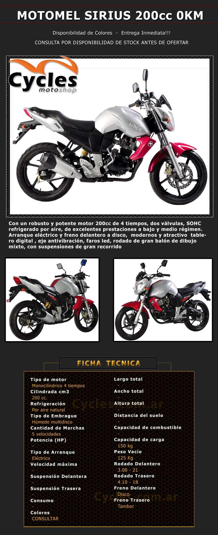 manual - MOTOMEL SIRIUS 200 Motome11