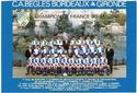 1991 - 9e titre de CDF de l'Union Begles12