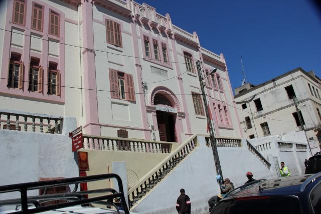 ECOLE CASA RIERA  TANGER (Colegio español en la Cuesta de la Playa) Img_3611