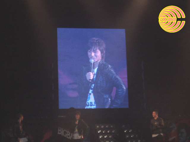 Big Bang Global Warning Concert in BUSAN 12 Apr 2008 (Short clip of HYD parody) 2vmvm610